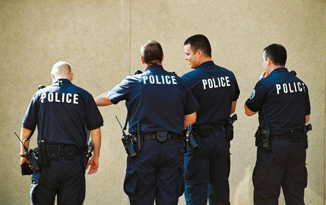 Вместо милиции стала полилиция