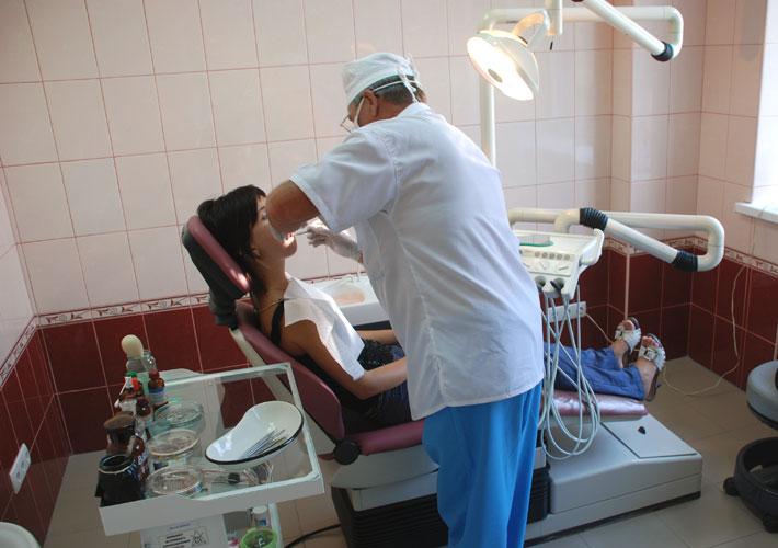 Зубоврачебный кабинет