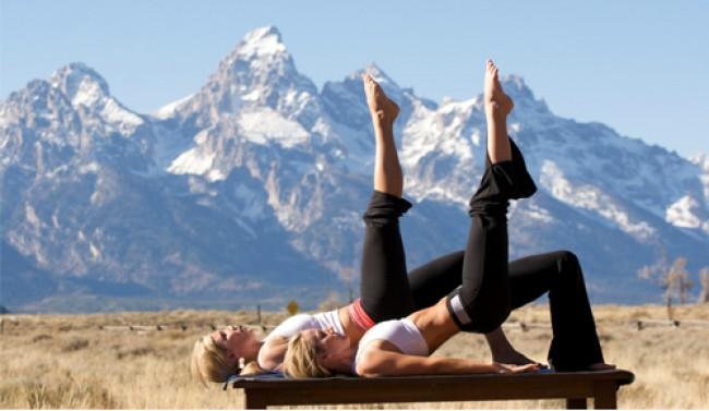 Fitness можно обозначать как здоровый образ жизни