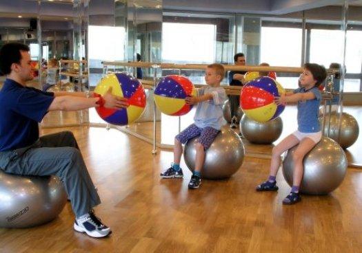 Фитнес – здоровье, красота!» специально для детей 7 - 10 лет