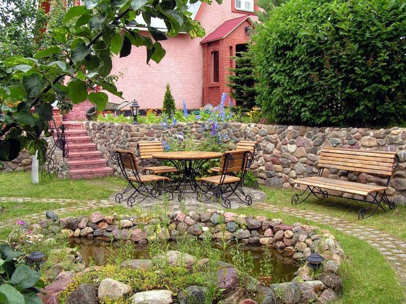 Ландшафтный дизайн на Вашем небольшом участке