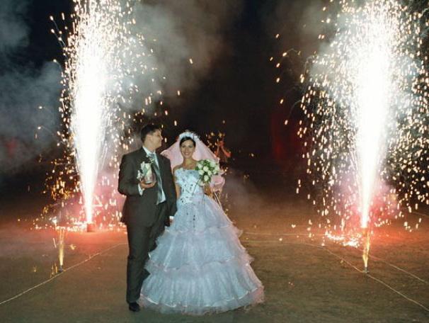 В жизни каждого человека свадьба занимает особое место