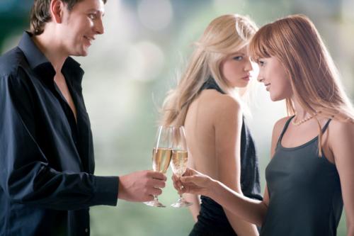 влияние чувства ревности на сильную половину человечества - на мужчин