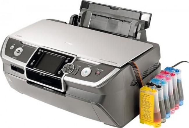 Настоящую революцию совершили струйные принтеры в мире печати