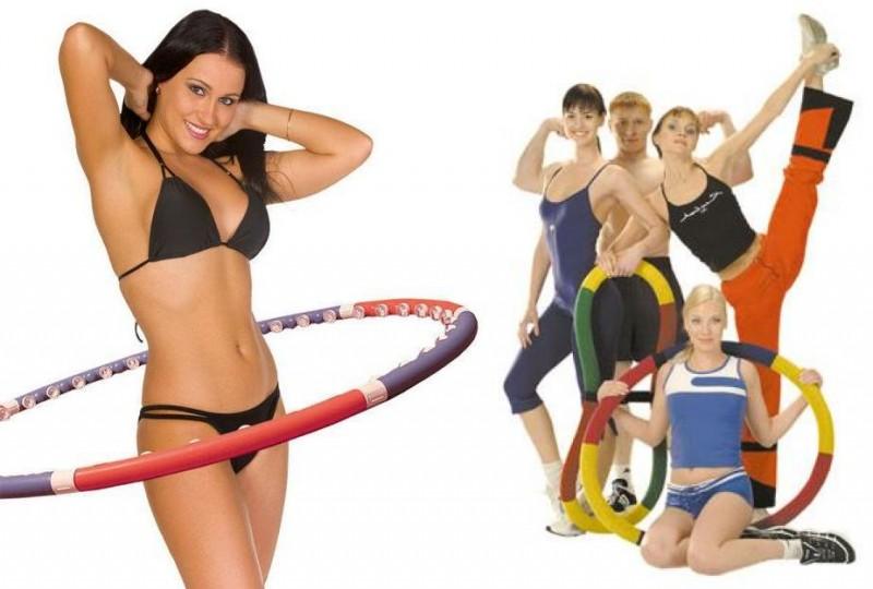 С помощью фитнеса вы не только худеете, но и укрепляете организм