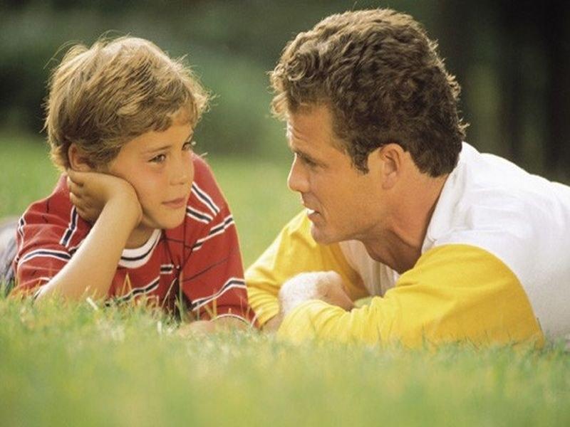 отношение с родителями