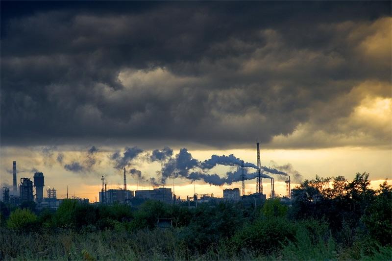 Основная цель разработки проекта - выявление источников загрязнения на предприятии