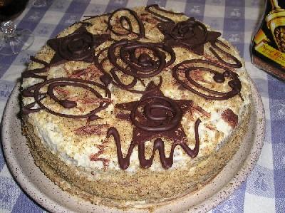 """Приготовим сами торт """"Три желания"""""""
