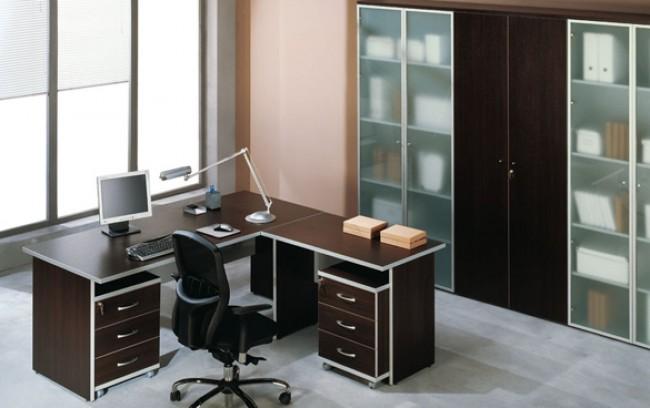 мебель поддерживает имидж фирмы