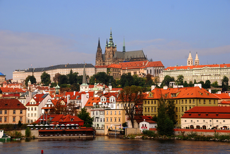 Столица Чехии город Прага
