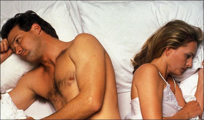 Секс может являться причиной развода