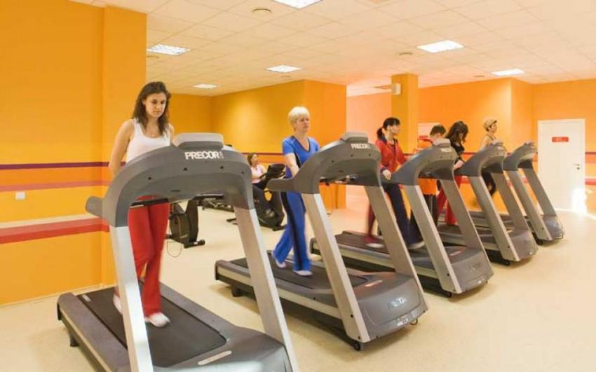 Занятия в фитнес клубе приведет к желанному результату