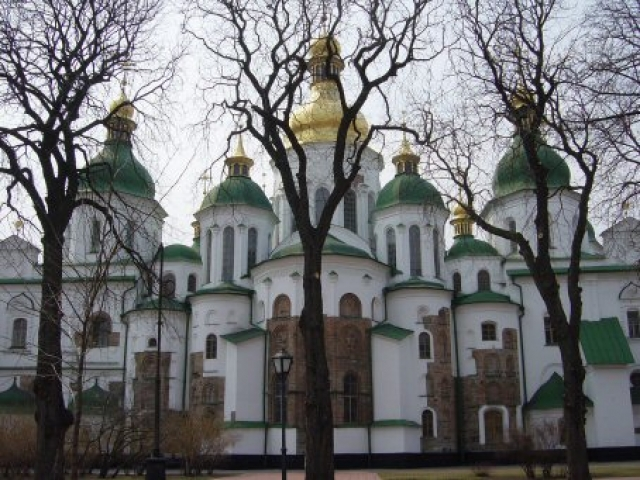 Путешествия по Киеву