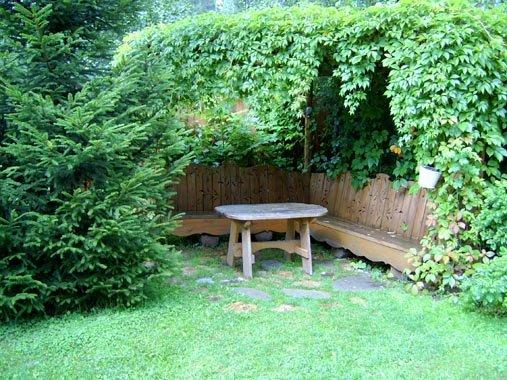 Пергола для винограда облагородит Ваш сад