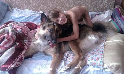 Собака – лучший друг для вашего ребенка!