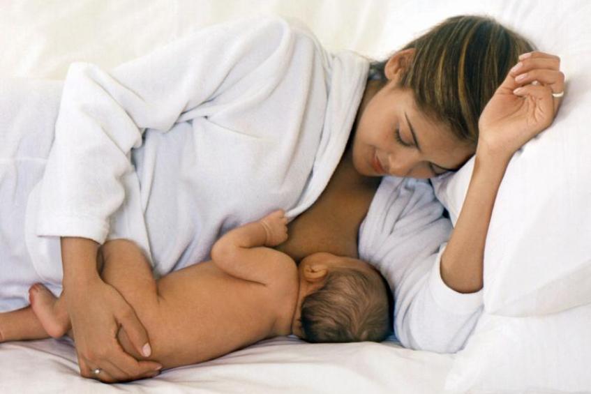 Советы молодым мамам о кормлении новорожденного