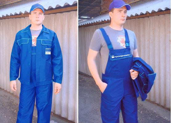 Корпоративная одежда и униформа