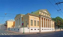 Реставрация музея им. А.С. Пушкина