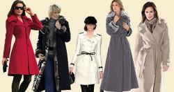 Зимняя женская одежда 2015 года