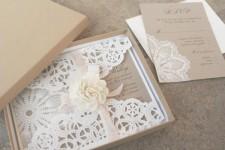 Этикет свадебных приглашений