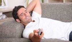 Если Ваш муж лежит на диване, виноваты в этом только Вы