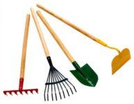 Разновидности садовых инструментов и их применение