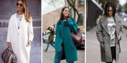 Какие бывают модели пальто?