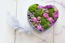 В каком букете подарить цветы любимой