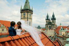 Свадебные церемонии в Чехии: традиции