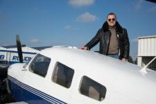 Чешский Рай. Февральский полет на самолете над замками Чехии