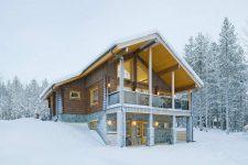 Польза деревянных домов для здоровья человека