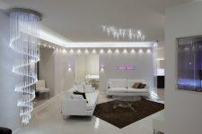 Светодиодные светильники с датчиками движения – комфорт и уют в помещении