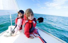 Море большой друг детей
